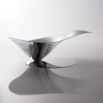 Petalo Fruit Bowl - Stainless Steel