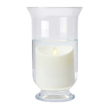 Giant LED Flameless Candle