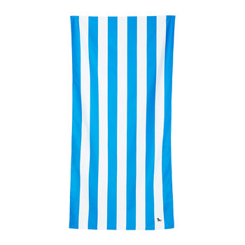 Cabana Beach Towel - Bondi Blue