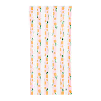 Fruity Beach Towel - Playful Pineapple