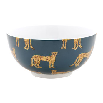 Cheetah Bowl - Cereal Bowl