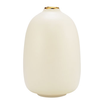Eloise Tall Bud Vase - Cream