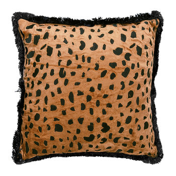 Cheetah Spots Cushion - 40x40cm