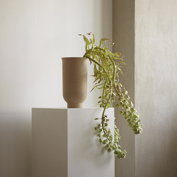 Cyclades Vase - Sand