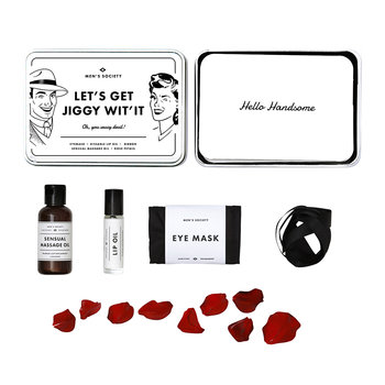 Let's Get Jiggy Wit'It Romance Kit