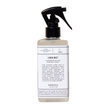 Norfolk Natural Living Linen Mist - Sea Salt - 300ml