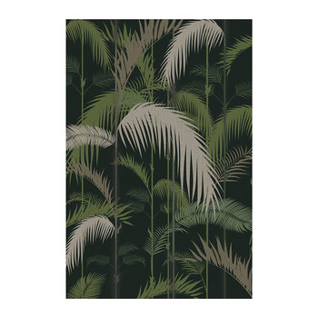 Tapis de Sol en Vinyle Rectangle Tropical Aloha