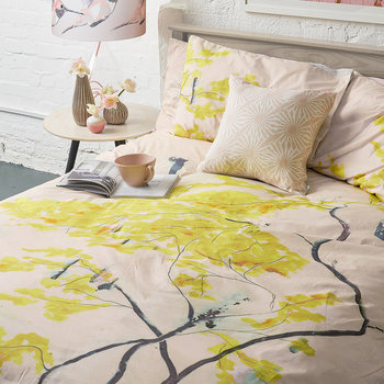 Chinese Tree Duvet Set