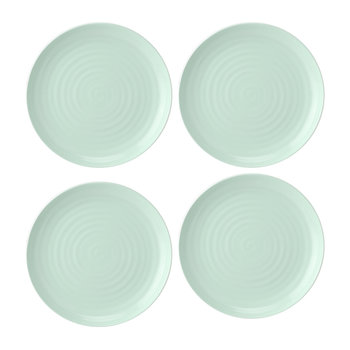 Colour Pop Dinner Plate - Set of 4 - Celadon