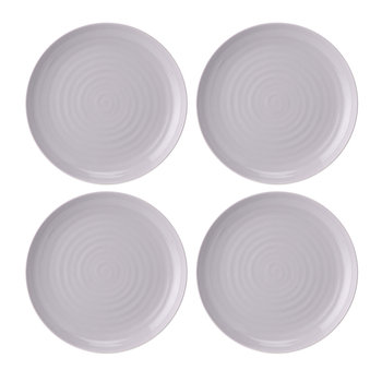 Color Pop Dinner Plate - Set of 4 - Mulberry