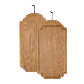 Frame Solid Wood Butter Board - Oak