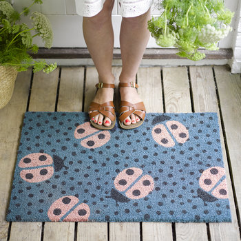Lady Birds Doormat