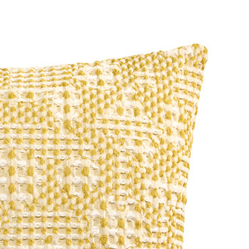 Talin Pillow - 45x45cm - Yellow