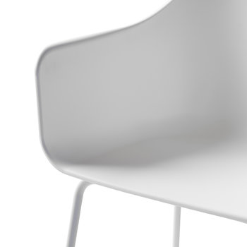 Harbour Dining Chair - Light Grey