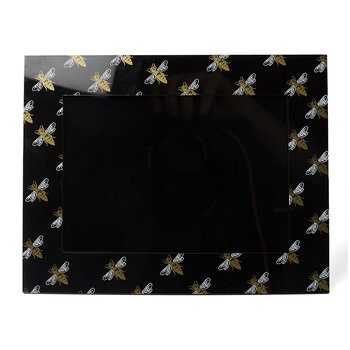 Gold Bee Photo Frame