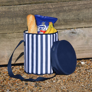 Coast Coolbag/Seat - Navy