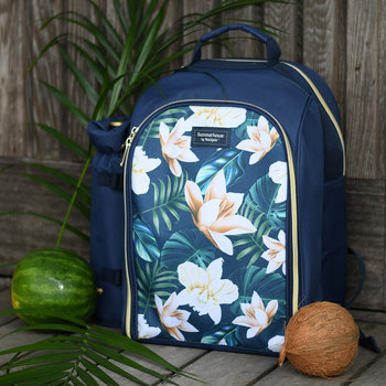 Java 2 Person Picnic Backpack