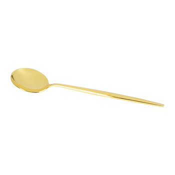 Moon Table Spoon - Gold