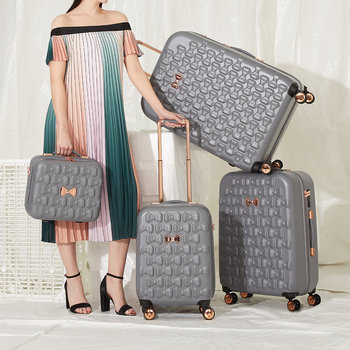 Beau Vanity Case - Gray