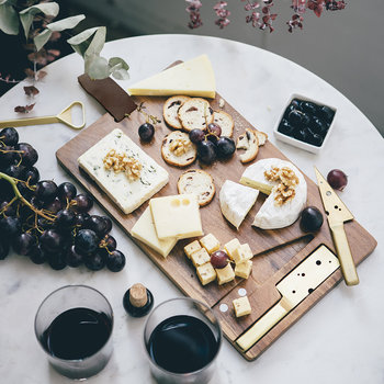 Cheeseporn Cheese Board