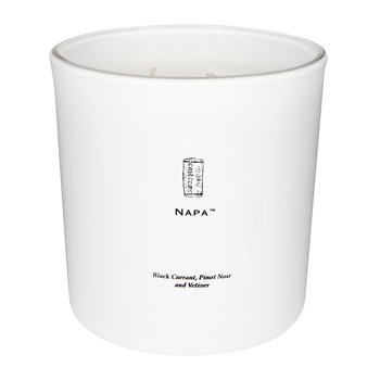 California Inspired Scented Candle - Napa
