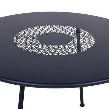 Lorette Garden Table - Anthracite