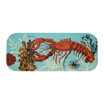 Nathalie Lété At The Beach Chopping Board - Lobster