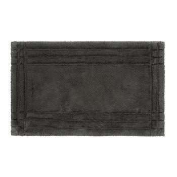 Tapis de Bain Tufté Christy - Graphite