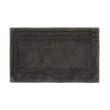 Christy Tufted Bath Mat - Graphite