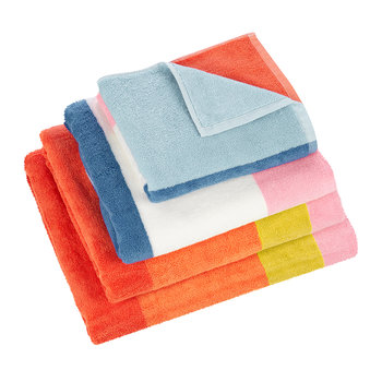 Halcyon Stripe Towel - Multi