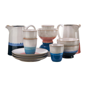 Panorama Pitcher - Pink