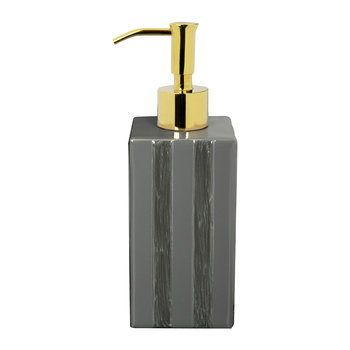 Havana Soap Dispenser - Storm