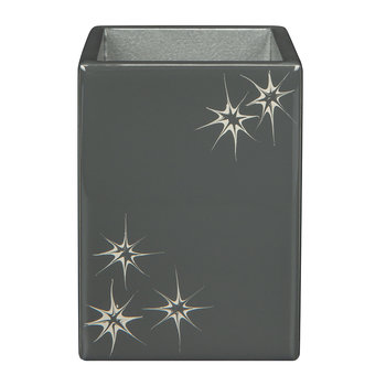 Polaris Toothbrush Holder - Storm/Silver