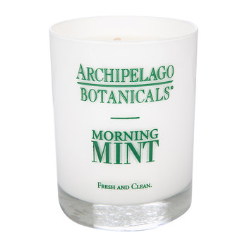 Morning Mint Scented Candle
