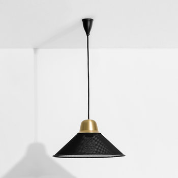 Aura Pendant Lamp - Small - Black