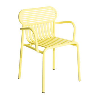 Week End Bridge Chair - Yellow