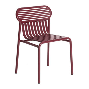 Week End Chair - Red