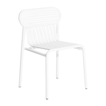Week End Chair - White