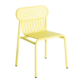 Week End Chair - Yellow