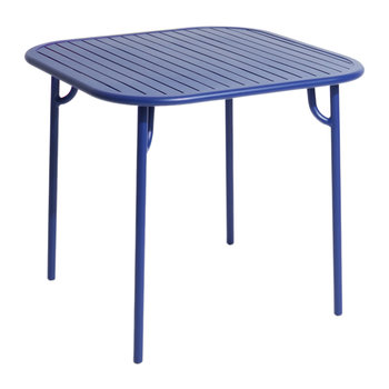 Week End Side Table - Blue