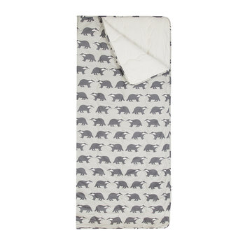 Kissing Badgers Sleeping Bag