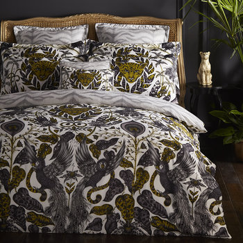 Amazon Duvet Cover - Gold