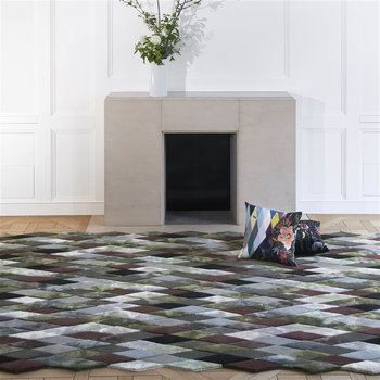 Mascarade Graphite Rug