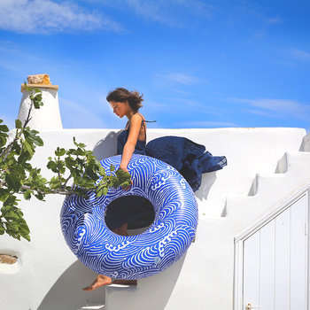 Extra Large Inflatable Ring - Izu