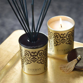 Decorative Bouquet Reed Diffuser - 100ml - Lègendes D'Orient