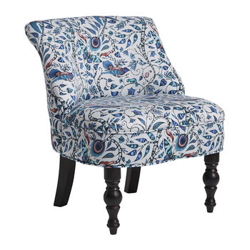 Rousseau Langley Armchair - Blue