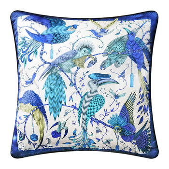 Audubon Pillow - 58x58cm - Blue