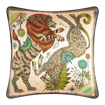 Caspian Cushion - 45x45cm - Gold