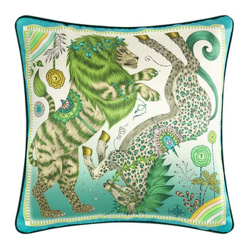 Caspian Pillow - 45x45cm - Jungle