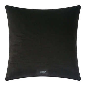 Extinct Jacquard Pillow - Gold - 59x59cm